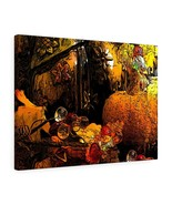 "Fall Harvest Canvas Giclée 24"" x 18"" Gallery Wrapped Print by BL Lawson - $69.99"