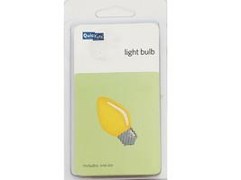 QuicKutz Light Bulb Die #RS-0022
