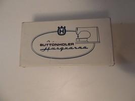 Husqvarna Buttonholer Model VL Button Holder Sewing 12 cams in Box Machine - $14.24