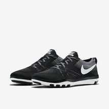 Nike Free Trainer Focus Flyknit Black Shoes 844817-001 size 5.5-6.5-7-8-... - $69.00