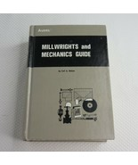 Audel Millwrights And Mechanics Guide 2nd Edition 3rd Printing 1975 HC Book - $49.45