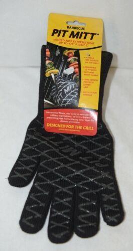 Charcoal Companion CC5102 Ultimate Barbecue Pit Mitt Glove