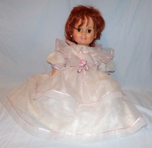 Vtg Baby Crissy Doll Lifesize Huggable Soft Toy Ideal 1973 Growing Hair ... - $73.43