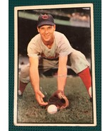 1953 Bowman Color #108 Bobby Adams  Reds - $5.89