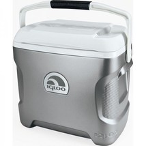 Portable Electric Cooler Car Camping Food Drinks 12 Volt Ergonomic Quiet... - $89.07