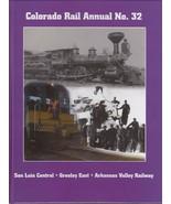 ~~~Colorado Rail Annual No. 32~Color!~220pgs~3 Colo. Railroads Without M... - $49.95