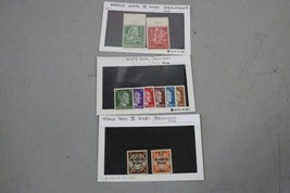 Mint Never Hinged MNH Vintage German Germany DDR Colonies WWII States Occupation image 2