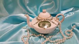 Lomonosov teapot. Russian Porcelain. Handpainted. Made in USSR - $39.00