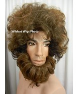 BEAST SET .. Wig and Beard.  Professional Quality! Beauty and the Beast ... - $44.99