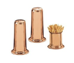 "Old Dutch 937 Salt and Pepper 2"" Copper - $23.76"