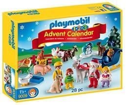 PLAYMOBIL 1.2.3 Advent Calendar - Christmas on the Farm - $27.17