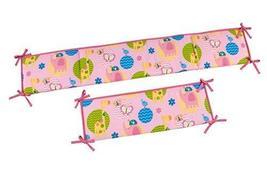 NoJo Unicorn 4 Piece Nursery Crib Bumper - $28.49