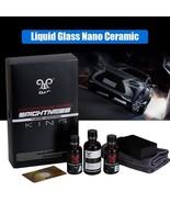 9H Hardness Car Liquid Glass Coating Nano Fluorine Plated Crystal Cerami... - $36.58