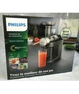Philips Avance Collection Juicer, Black- HR1897/34 - $257.39
