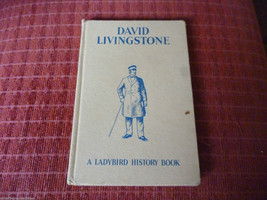 Vintage 1960 Lady Bird Book David Livingston Series 561 - $8.45