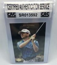 Lee Janzen 2003 Upper Deck Autographed Golf Card CAS (2) - $12.99