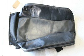 2003-2006 w220 Mercedes S430 S500 Front Driver Left Upper Seat Cover J8929 - $107.79