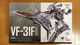 BANDAI  Macross △ VF-31F  Siegfried  Messer Elefeld machin Figure Toy Ne... - $536.00