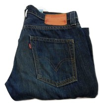 Levi Skinner Premium Low Rise Bootcut Jeans Waist 30 Leg 30 Button Fly (... - $46.17