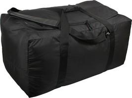 Black Full Access U Shaped Modular Tactical Jumbo Gear Bag - $43.22 CAD