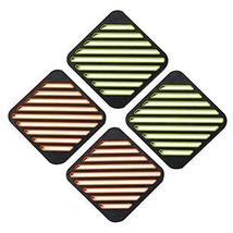 PANDA SUPERSTORE 4 Pieces of Multifunctional Special Silica Gel Creative... - $43.22