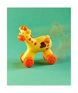 Press n' Go Musical Safari Animals-Giraffe, Press the animal down and re... - $19.74