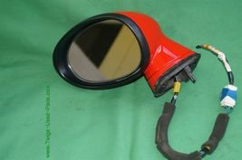 06-14 Mazda Miata Mx-5 NC Wing Door Power Mirror SideView Side View LH image 3
