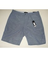 NWT The Men's Store Bloomingdales Dobby Blue Re... - $29.65