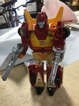Transformers Commemorative Series I Rodimus Major Action Figure 2002 Hasbro - $29.39