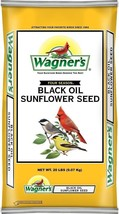 Wagner's Four Season 100% Black Oil Sunflower Seed Wild Bird Food, Made ... - $24.19+