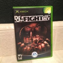 Def Jam: Fight for NY (Microsoft Xbox, 2004) Complete - $35.79