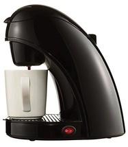 Brentwood Appliances TS-112B 1-Cup Coffee Maker, Single Serve, (Single S... - $26.47