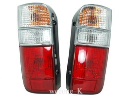 CRYSTAL TAIL REAR LIGHT LAMP FOR TOYOTA HIACE LH112 1989 - 2004 - $125.71