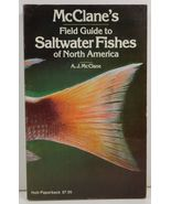 McClane's Field Guide to Saltwater Fishes of North America - $4.99
