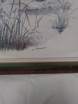 "Yellow-Legs ""Tonanus Melanolecus"" by J Lockhart Artist Print image 2"