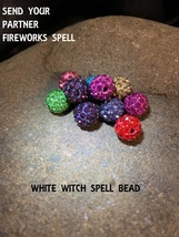 Enhance Sexual Feelings Talisman Give Her Fireworks Witch Lust Spell Bead - $49.99