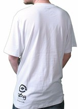 LRG Lifted Research Group Mens White Stick It To The Thicket T-Shirt Small NWT image 2