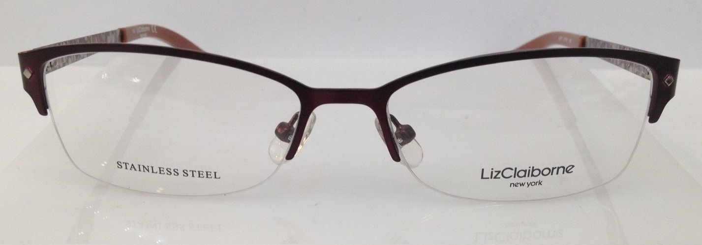 Liz Claiborne Eyeglass Frames: 3 listings