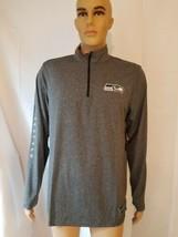 Seattle Seahawks NFL Team Apparel Hoodie Athletic Sweatshirt NWT Medium New - $52.04