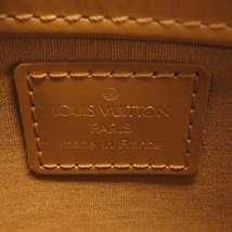 LOUIS VUITTON Fowler Monogram Mat Umbre M55147 Shoulder Bag France Authentic image 10