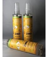 3x St. Ives Face Mist Spritz A Little Zing Sparkling Orange Scent 4.23 O... - $18.45