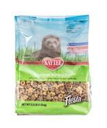 Kaytee Fiesta Ferret Variety Food Fruits Nuts Vegetables Grains  - £16.88 GBP
