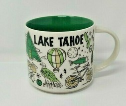 Starbucks Lake Tahoe Mug Been There Series Across The Globe Coffee Cup 1... - $47.49