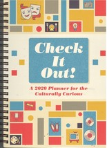 Check it Out! 2020 Planner  - $12.99