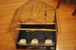 Prevue Pet Products Charleston Bird Cage 110B Black - $39.59