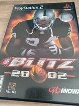 Sony PS2 NFL Blitz 20-02 image 1