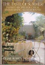 The Taste of Summer Worthington, Diane - $5.94
