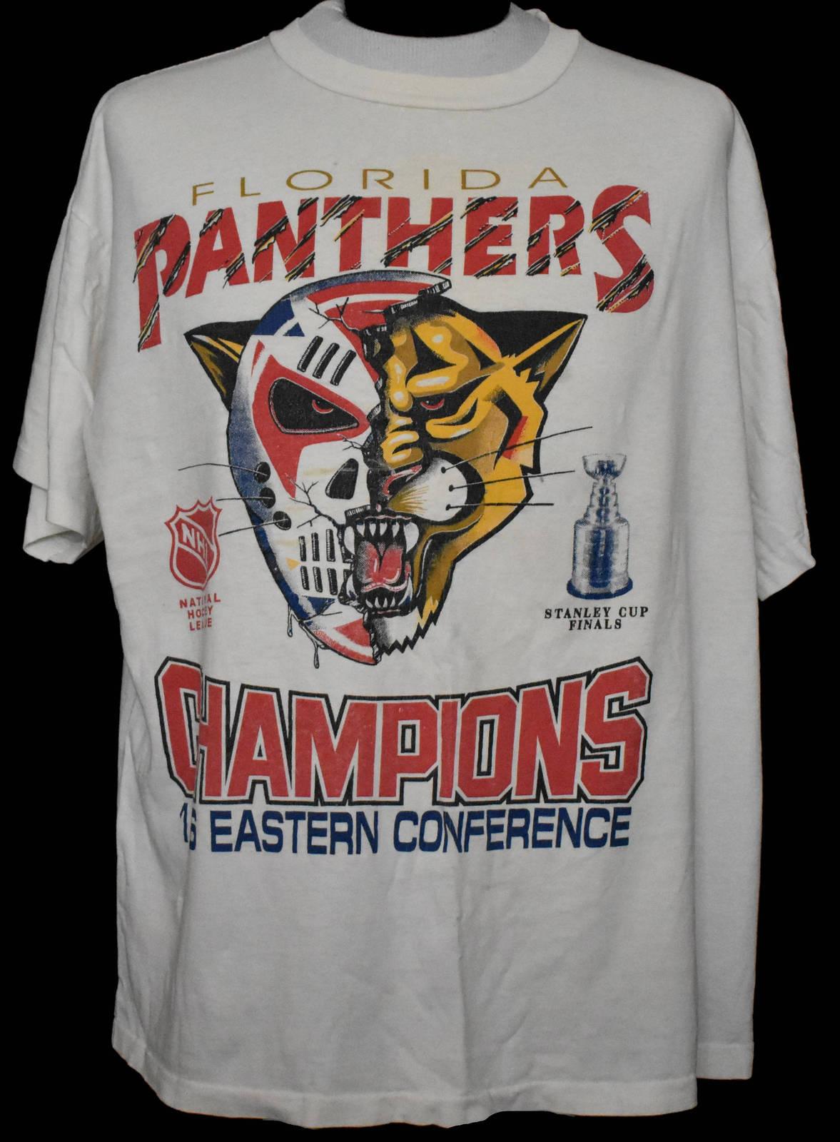 Vintage 90s Florida Panthers T-shirt and 50 similar items