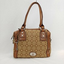 Fossil Maddox  Satchel  Bag Tote Handbag WITH  KEY - $108.89