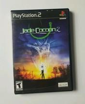 Jade Cocoon 2 (2004 Ubisoft) PS2 Game  - $37.18 CAD
